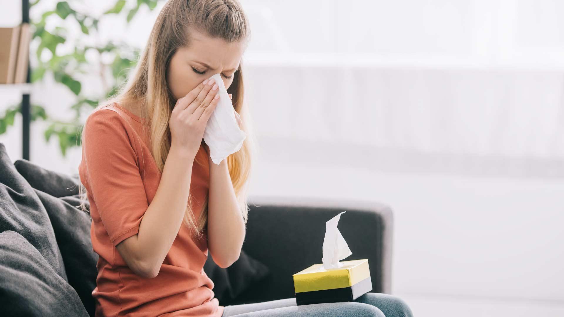 Rinite alérgica: sintomas, causas e tratamento!
